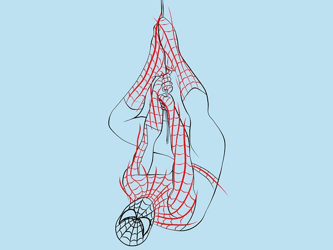 670px-Draw-Spider-Man-Step-24