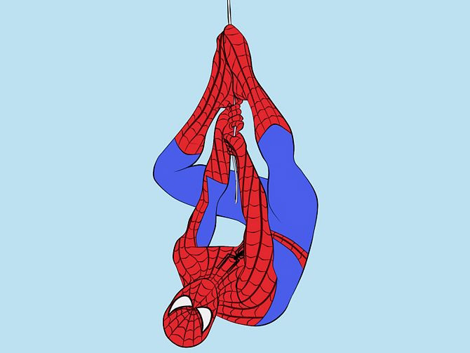 670px-Draw-Spider-Man-Step-28