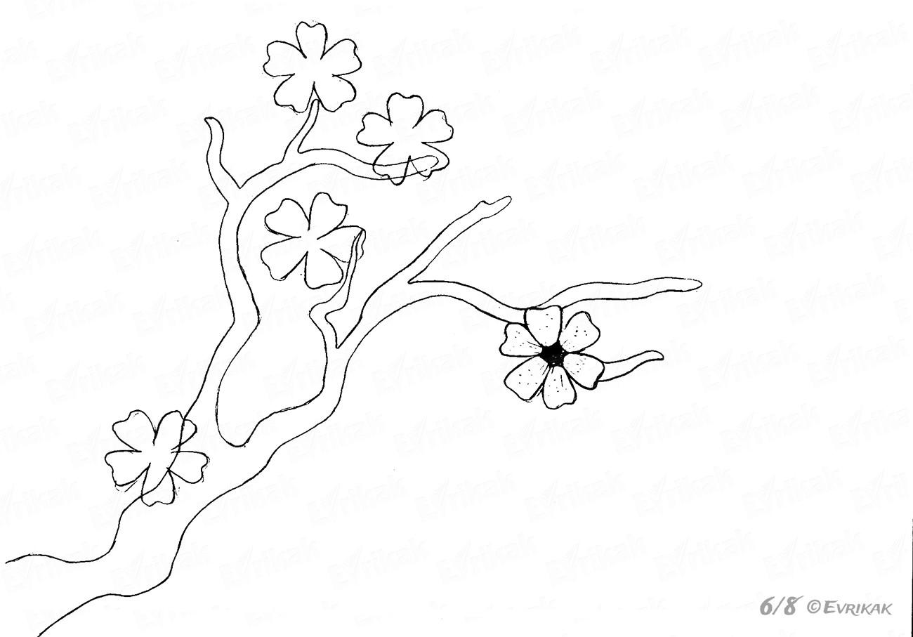 Схемы рисунков для жгутов