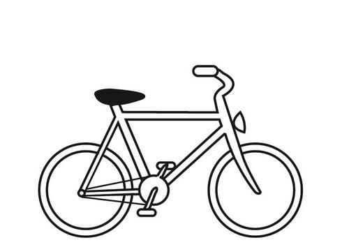 Раскраски для велосипедов