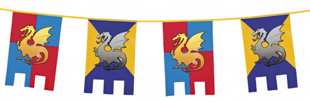 vlaggenlijn-ridders-draken-6mtr