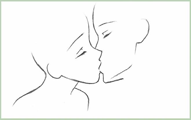 Как нарисовать полуголую девушку