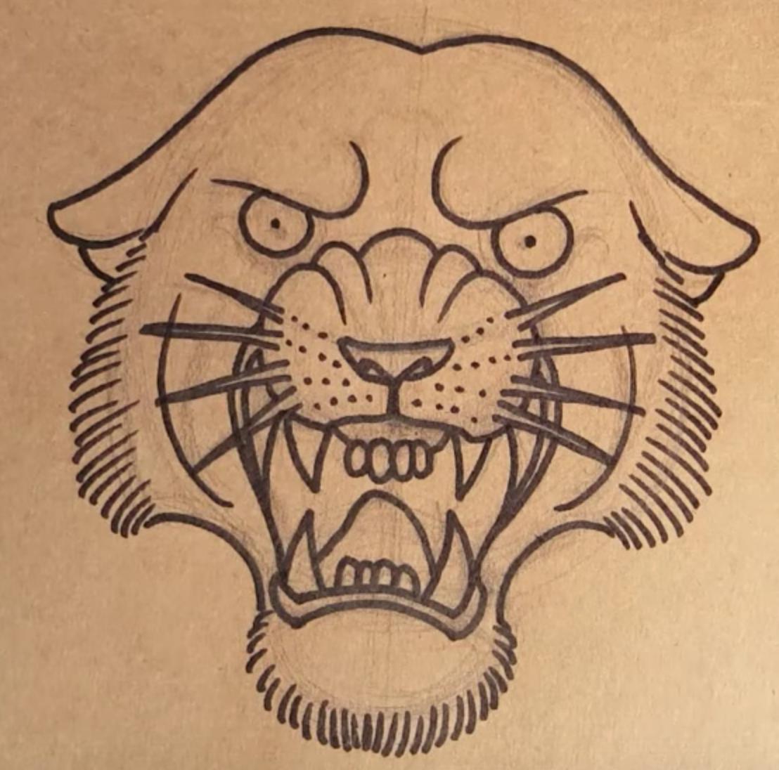 Поэтапно рисунок карандашами животных