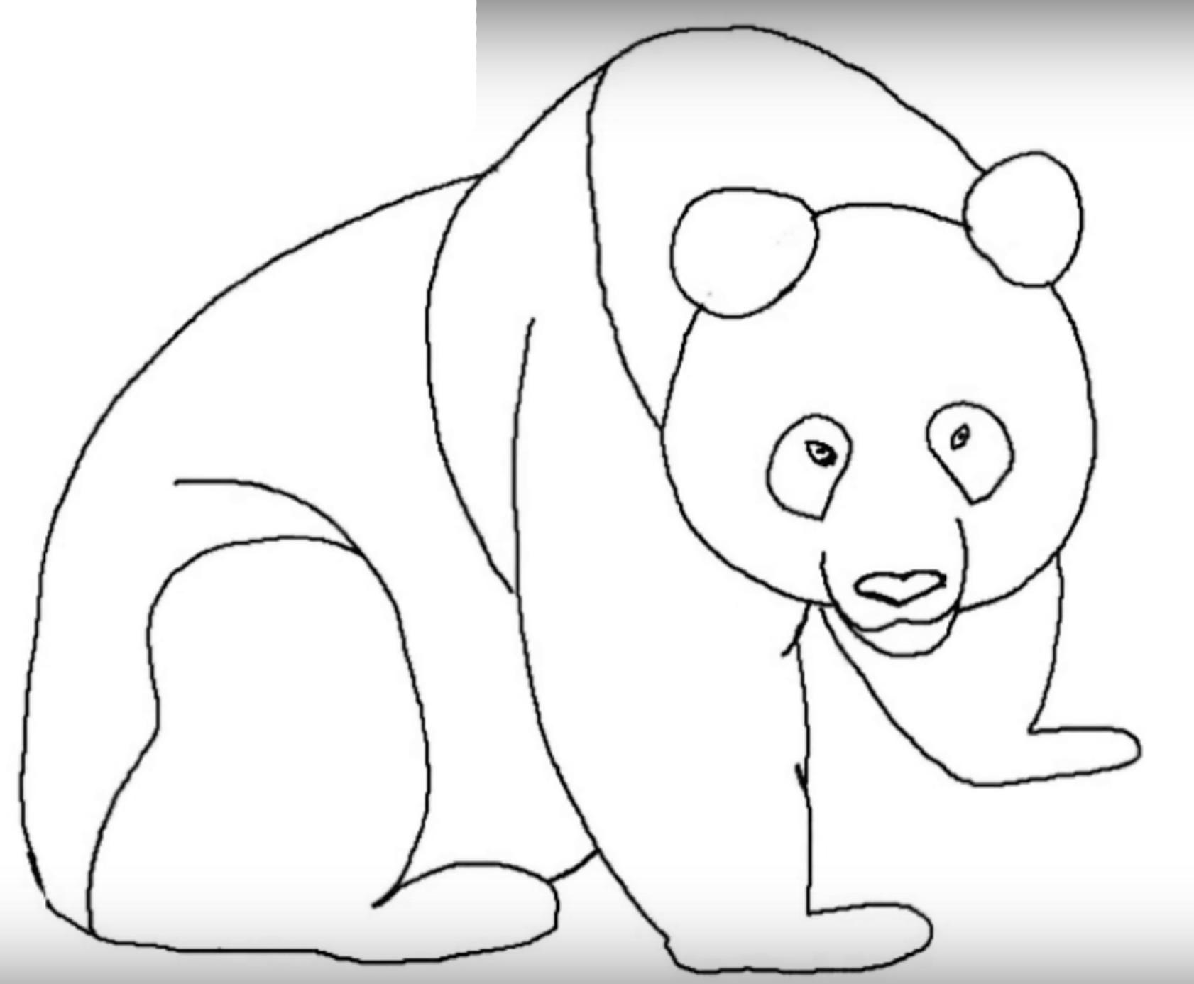 Поэтапное рисование цветными карандашами для детей