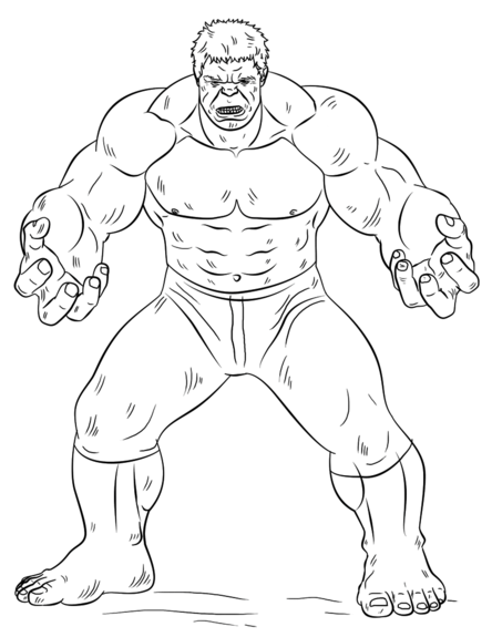 Linked Incredible Hulk Movie Tv Series Costume Drink Coloring Pages