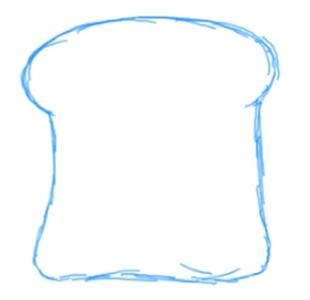33 простых рисунка по точкам дошкольники