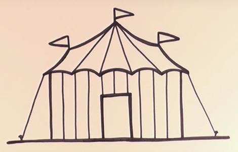Как нарисовать арену поэтапно 77